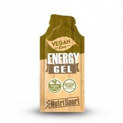 Fruto de la creciente demanda que están experimentando los complementos de origen vegetal, NutriSport presenta Vegan Energy Gel