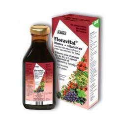 Energía y vitalidad. Rico en hierro nutricional y vitaminas Especial celiacos Extracto acuoso (70 %): hibisco, flores de manz