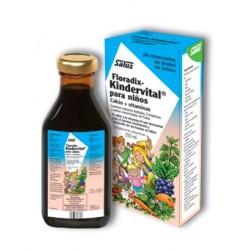 Destinado a proporcionar un aporte equilibrado de vitaminas y calcio en niños y adolescentes en periodos de crecimiento y duran