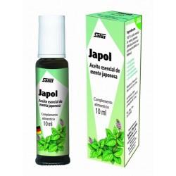 Cien por cien aceite esencial de menta japonesa  100 % aceite esencial de menta japonesa  Oleum Menthae arvensis variatio