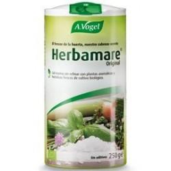 Herbamare® Original. El secreto de un sabor único y natural. Información Herbamare® es una deliciosa mezcla de sal marina, ho