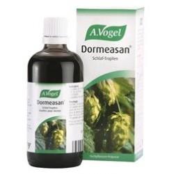 Dormeasan® es un producto elaborado con raíz fresca de Valeriana y estróbilos de Lúpulo recién recolectados.  Modo de Empleo: