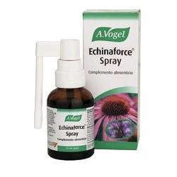 Echinaforce® Spray es una fórmula que combina echinacea, salvia y aceite esencial de menta, proporcionándole un agradable y fre