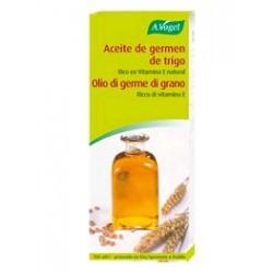 El Aceite de Germen de Trigo A. Vogel contiene una gran cantidad de sustancias biológicamente activas debido a su naturaleza em