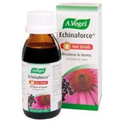 Echinaforce® Hot Drink es una combinacion de Echinaforce® y Sambucus nigra. Información: En los años 50 del s.XX, Alfred Voge
