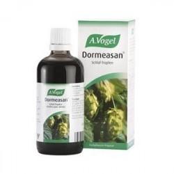 Información Dormeasan® es un producto elaborado con raíz fresca de Valeriana y estróbilos de Lúpulo recién recolectados.  Mo