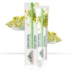 Proporciona una limpieza en profundidad de los dientes sin dañar el esmalte dental. Sus extractos naturales le confieren propie