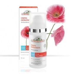 Crema elaborada con: •Ácido Hialurónico: aporta flexibilidad, firmeza e hidratación. •Extracto de Amapola: principios activos
