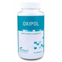 Oxipol Ref: D 2077 Preparación del terreno. Oxigenación celular.  Trigo germinado, Acerola, Bromelaina, Papaina, Salvia Off