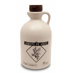 Sirope de Arce Ref: D 209 Dietas. Detoxificación.  Sirope de Arce 100%.