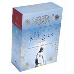 Esta caja contiene un libro un libro en el que se hace una reflexión sobre el fenómeno milagroso y se dan a conocer hechos cons