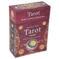 El tarot está cargado de poderes y transmite una fuerza efectiva a través de sus figuraciones simbólicas. Esta caja contiene un