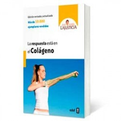 El colágeno es una proteína que forma el tejido conectivo. Es un componente fundamental de la piel y, sobre todo, de las articu