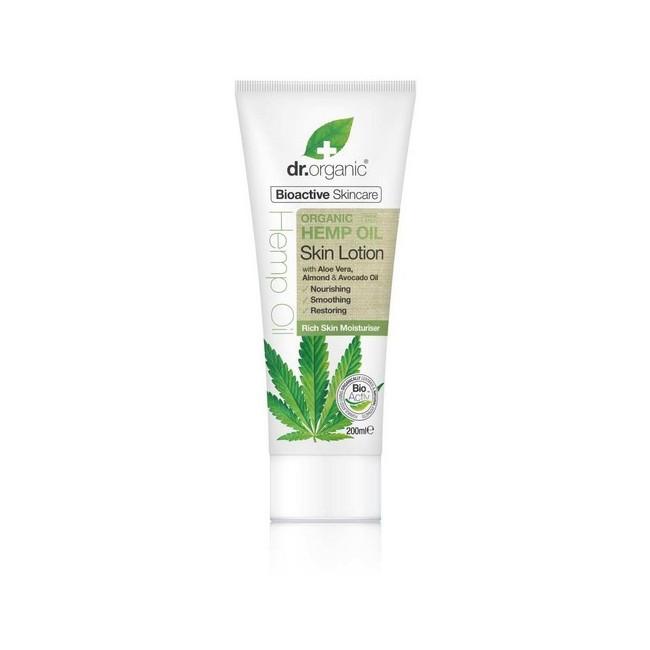 """Hemp Oil Skin Lotion El aceite de cáñamo orgánico se describe como """"el aceite más perfectamente equilibrado de la naturaleza"""""""