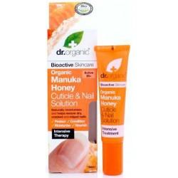 Manuka Honey Cuticle & Nail Solution Suero excepcional para el cuidado de las manos así como para ayudar a restaurar e hidrat