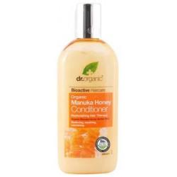 Manuka Honey Conditioner Un acondicionador adecuado para todo tipo de cabello formulado con miel orgánica Manuka, Aloe Vera,