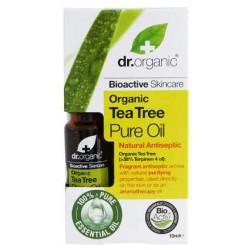 Tea Tree Pure Oil El aceite puro 100% orgánico, tiene propiedades antibacterianas y purificadoras. Proporciona alivio inmedi