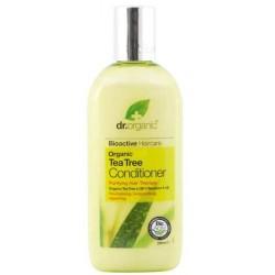 Tea Tree Conditioner Acondicionador vigorizante y nutritivo adecuado para cabello normal y graso, formulado con árbol de té