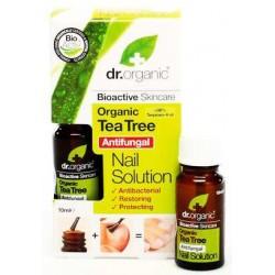 Tea Tree Antifungal Nail Solution El aceite de árbol de té es reconocido por sus poderosas propiedades antisépticas y restaur