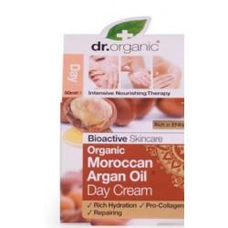 Moroccan Argán Oil Day Cream Tratamiento nutritivo diario intensivo a base de Aceite de Argán Orgánico y enriquecido con Argá