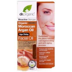 Moroccan Argán Facial Oil Suero anti-envejecimiento, que optimiza el proceso natural de regeneración y antienvejecimiento de