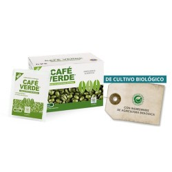 afé Verde Noefar Tisana Biológica tisana es un complemento alimenticio a base de plantas que contiene Café Verde en semillas ve