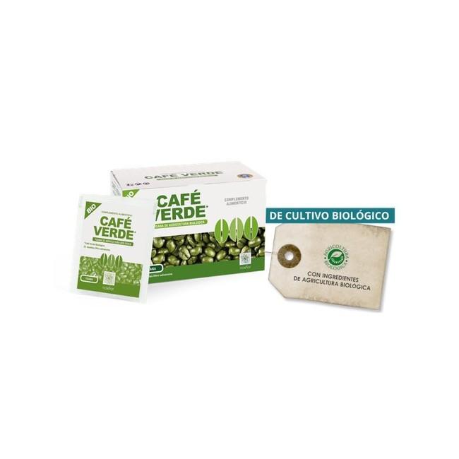 complemento alimenticio cafe verde