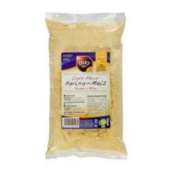 DESCRIPCIÓN Una harina de alta calidad con el mejor maíz seleccionado y finamente molido en molino de piedra, para gran varied