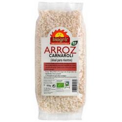 Arroz Carnaroli 500g  Es el arroz utilizado por excelencia para hacer toda clase de risottos. Los grandes cocineros utilizan