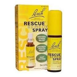 Flores Bach Remedio de Urgencia Spray es una combinación de cinco flores, creada para ayudar inmediatamente en situaciones de c