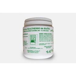 Sales de Magnesio de baño 500 gr  Estas sales se pueden emplear de dos formas, en el baño o mediante fomentos. Generalmente s