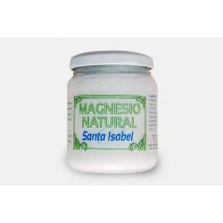 Magnesio Natural 250 gr  Regulan el funcionamiento del organismo y de los vasos sanguíneos.  Solubilizan el exceso de Calci