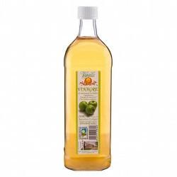 VINAGRE DE MANZANA BIO 1L VEGETALIA  DESCRIPCIÓN DEL PRODUCTO Vinagre de manzana* (*de cultivo ecológico) Marca Vegetalia