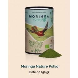 MN.MORINGA POLVO BIO 150 GR.