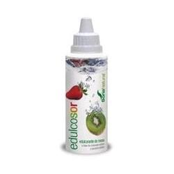Edulcorante líquido de reducido aporte energético, que por su fácil y cómoda dosificación, es ideal para añadir directamente a