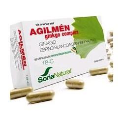 Cápsulas compuestas de Ginkgo y Espino blanco   Composición Cualitativa: Ginkgo (Ginkgo biloba L), hojas........ 250 mg Espin